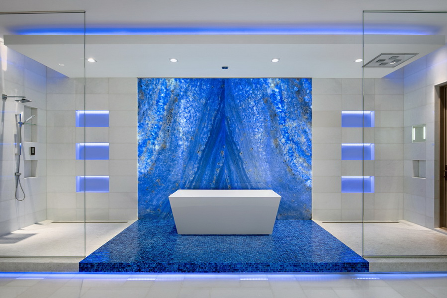 Interior Design: Bed, Bath and Spa's for Ultimate Homes